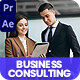 Business Consulting Slideshow - VideoHive Item for Sale