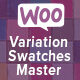 WooCommerce Variation Swatches Master