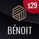Benoit - Restaurants & Cafes WordPress Theme