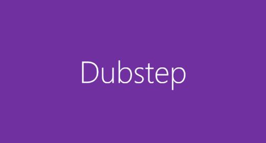 Genre - Dubstep