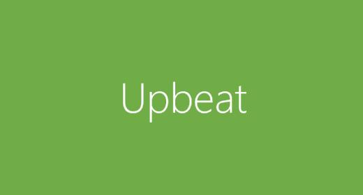 Mood - Upbeat