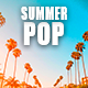Upbeat Summer Pop Logo