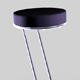 Bar stool 2 - 3DOcean Item for Sale