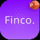 Finco Finance PowerPoint Template
