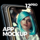 App Mockup | Phone 12 Pro - VideoHive Item for Sale