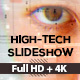 High-Tech Slideshow - VideoHive Item for Sale