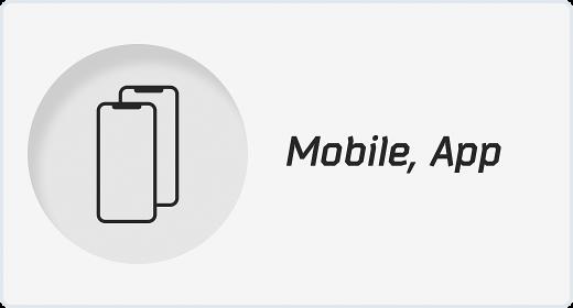 Mobile, Application