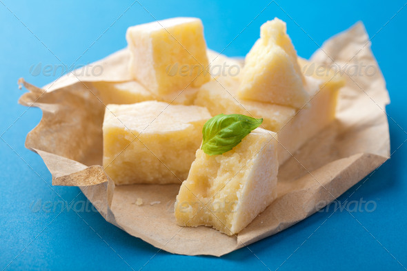 parmesan cheese - Stock Photo - Images