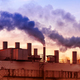Air pollution with smoke from factory chimneys - PhotoDune Item for Sale