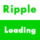 CSS3 Ripple Loading Animation Effects
