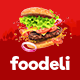 Foodeli - Food Ordering & Delivery WordPress Theme