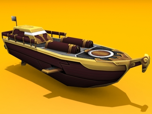 Cutlass - 3DOcean Item for Sale