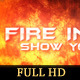 Fire Intro Trailer - VideoHive Item for Sale