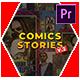 Comics Instagram Stories v.2 - Premiere Pro - VideoHive Item for Sale