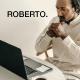 Roberto. - Onepage Horizontal Personal CV/Resume HTML Template