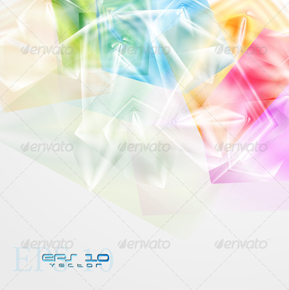Bright elegant design - Abstract Conceptual