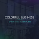 Colorful Business Promo - VideoHive Item for Sale