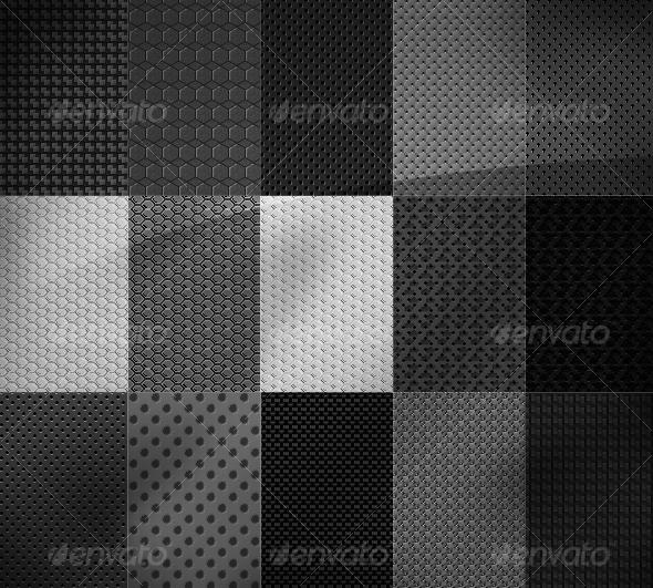 15 Web Background - carbon pattern texture - Miscellaneous Textures