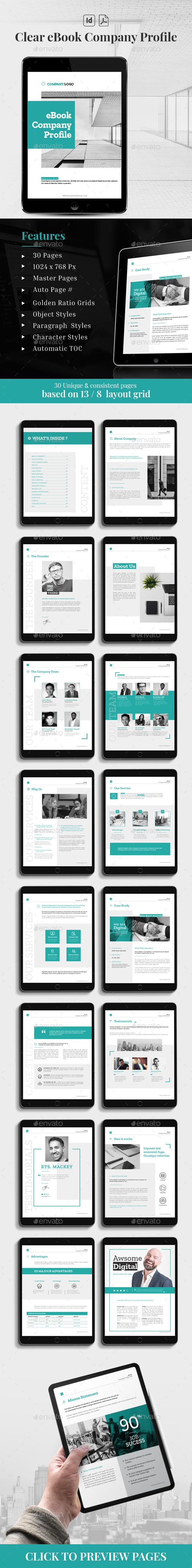 Clear eBook Company Profile
