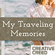 Traveling Memories Photo Album / Adventure Journey Ink Slideshow / Family Friends Romantic Gallery - VideoHive Item for Sale