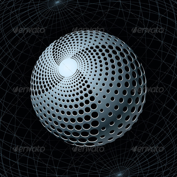 Gravity Sphere - Technology Conceptual