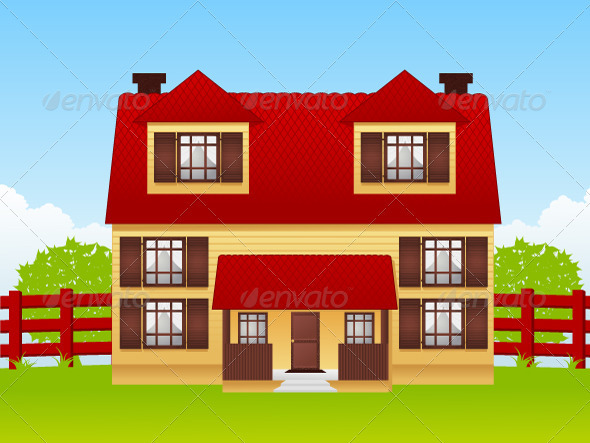 House - Buildings Objects