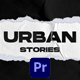 Urban Instagram Stories | MOGRT - VideoHive Item for Sale