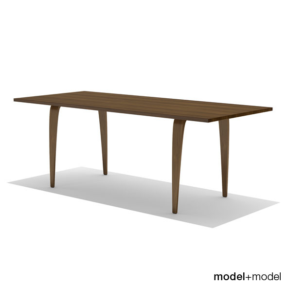 Cherner Rectangular table - 3DOcean Item for Sale