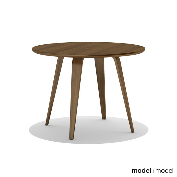 Cherner Round and Oval tables - 3DOcean Item for Sale