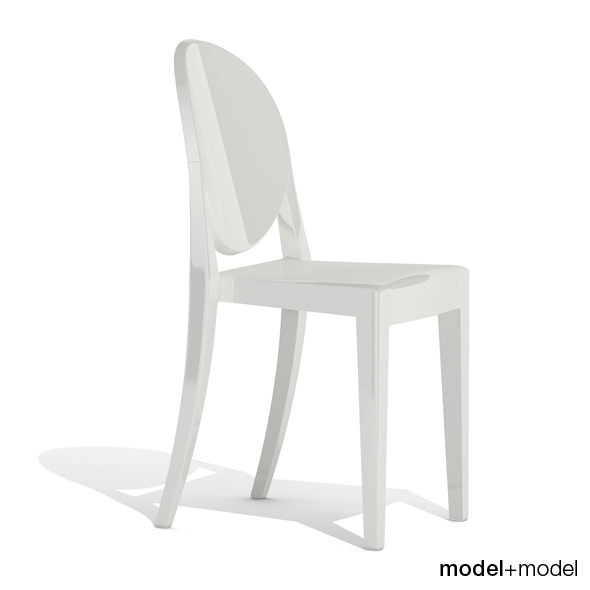 Kartell Victoria Ghost Chair   3DOcean Item For Sale ·  01_mpm_vol.02_p45_3DO 02_mpm_vol.02_p45_3DO ...