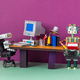 Robotics automation process of office business. - PhotoDune Item for Sale