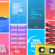 Typography Instagram Stories - VideoHive Item for Sale