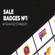 Sale Badges Vol.1 - VideoHive Item for Sale