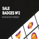 Sale Badges Vol.2 - VideoHive Item for Sale