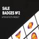 Sale Badges Vol.2 - VideoHive Item for Sale