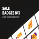 Sale Badges Vol.3 - VideoHive Item for Sale