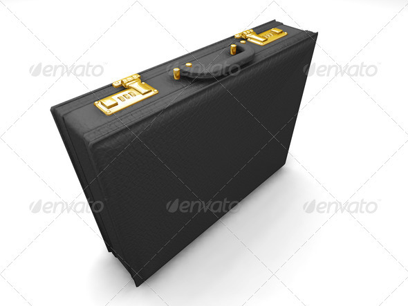 Briefcase - Objects 3D Renders