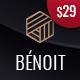 Benoit - Restaurants & Cafes WordPress Theme