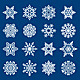 Set of Snowflakes Ornament - GraphicRiver Item for Sale