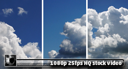 Clouds Timelapses
