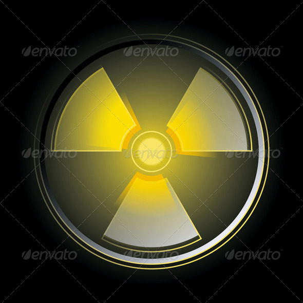 Radioactive Symbol - Miscellaneous Vectors