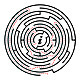 Circular Labyrinth - GraphicRiver Item for Sale