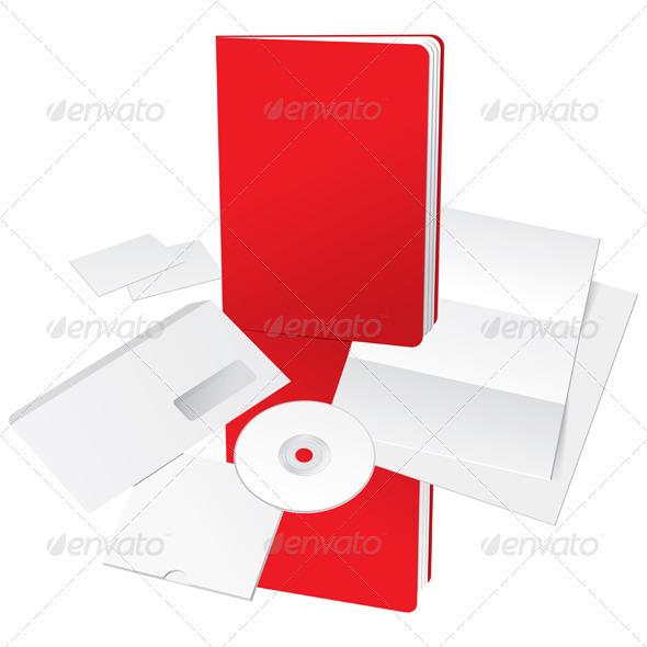 ID Template - Miscellaneous Vectors