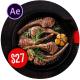BBQ // Food Menu // Barbecue - VideoHive Item for Sale