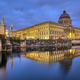 The reconstructed Berlin City Palace at night - PhotoDune Item for Sale