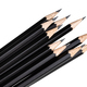 top of set of graphite pencils close up isolated - PhotoDune Item for Sale