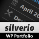 Silverio - ThemeForest Item for Sale