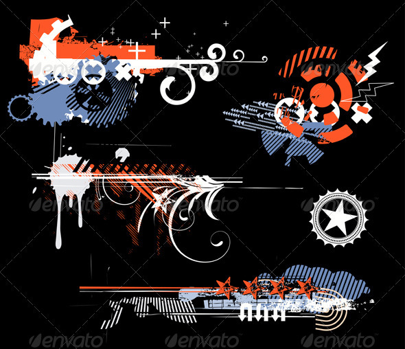 Design Elements - Decorative Symbols Decorative