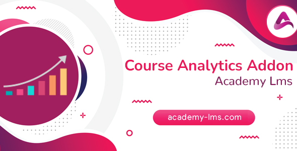 Academy LMS Course Analytics Addon
