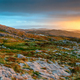 Glorious sunset from the top of the Bealach na Ba - PhotoDune Item for Sale
